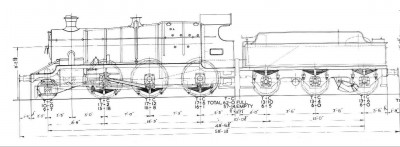 GWR 4300 the inspiration for the N class